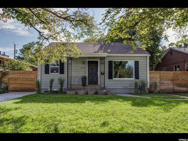 2689 S 1700 E, Salt Lake City, UT 84106 (#1551234) :: Colemere Realty Associates