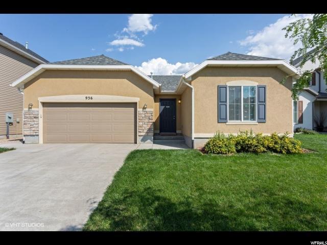 936 N Cambria W, North Salt Lake, UT 84054 (#1551313) :: Bustos Real Estate | Keller Williams Utah Realtors