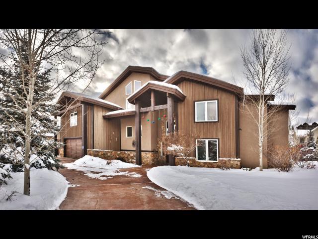 3239 Creek Rd, Park City, UT 84098 (MLS #1551474) :: High Country Properties