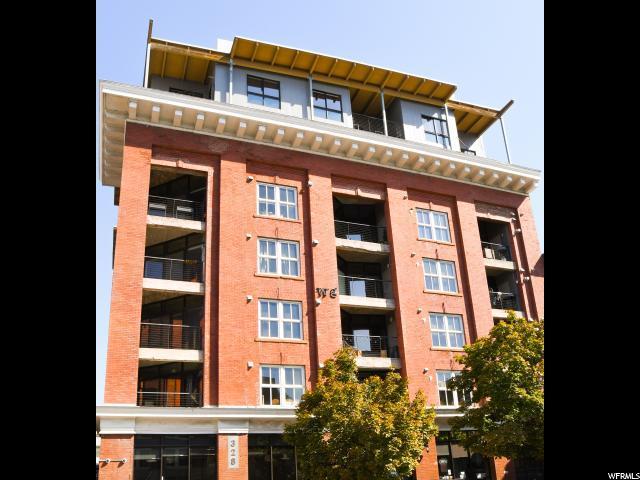 328 W 200 S #403, Salt Lake City, UT 84101 (#1551812) :: Bustos Real Estate | Keller Williams Utah Realtors