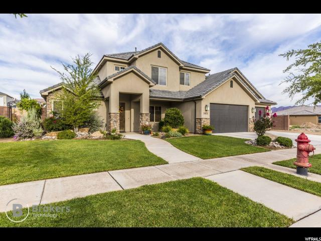 1471 Boomers Loop E, Santa Clara, UT 84765 (#1552022) :: RE/MAX Equity