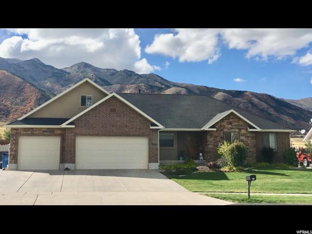 245 N 390 W, Wellsville, UT 84339 (#1552258) :: Bustos Real Estate | Keller Williams Utah Realtors