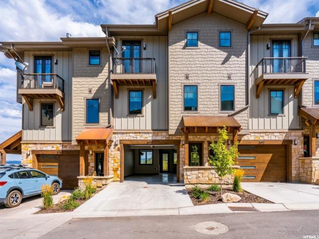 3696 Blackstone Dr #8, Park City, UT 84098 (#1552269) :: The Fields Team
