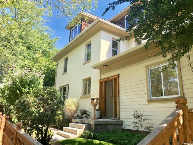 108 N C St, Salt Lake City, UT 84103 (#1552719) :: Colemere Realty Associates