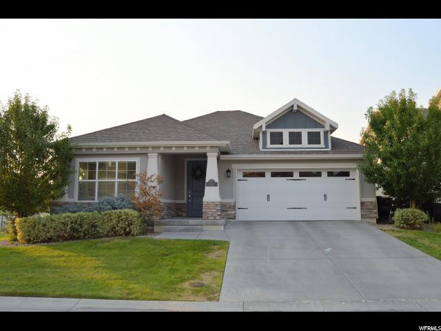 837 W Steeple Chase Dr, Kaysville, UT 84037 (#1553086) :: Bustos Real Estate | Keller Williams Utah Realtors
