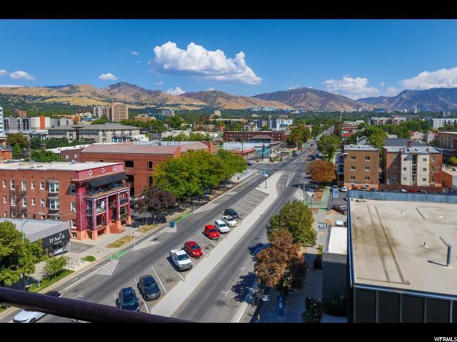230 E Broadway S #911, Salt Lake City, UT 84111 (#1553138) :: goBE Realty