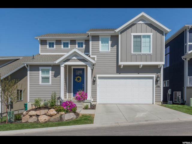1433 E Daylily Ct N #131, Layton, UT 84040 (#1553215) :: Colemere Realty Associates