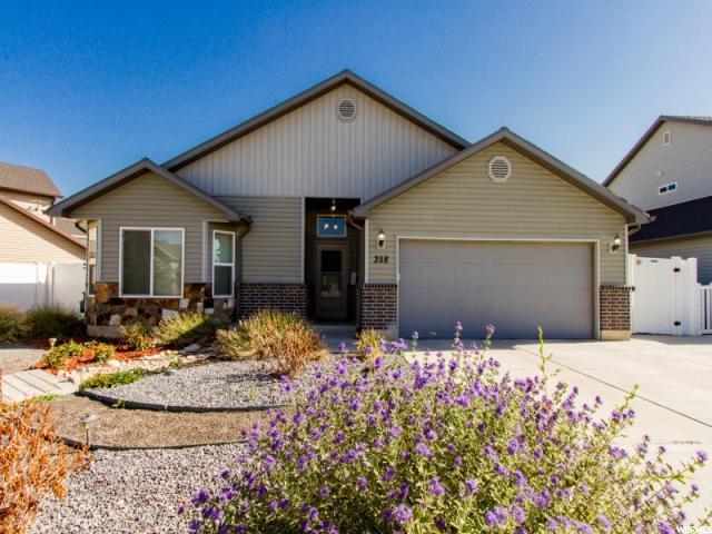 358 Goodale Dr, Ogden, UT 84404 (#1553299) :: Bustos Real Estate | Keller Williams Utah Realtors