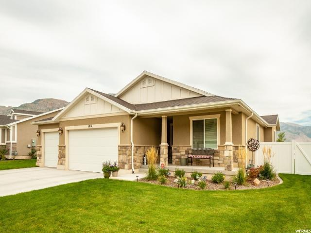 103 W Country Boy Dr, North Ogden, UT 84404 (#1553377) :: RE/MAX Equity