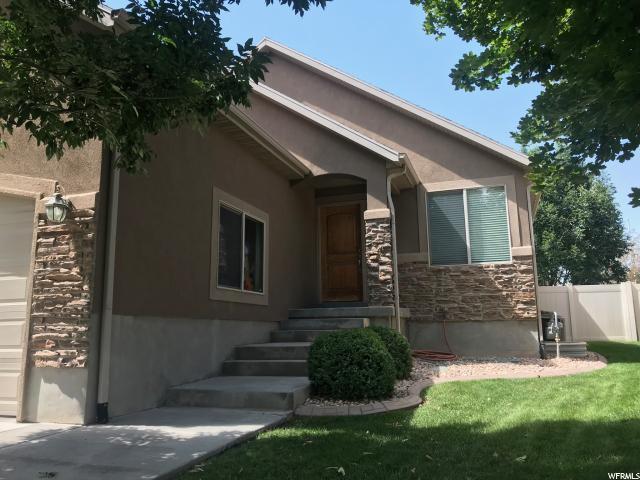 13284 Cedar Park Dr W, Herriman, UT 84096 (#1553517) :: The Utah Homes Team with iPro Realty Network
