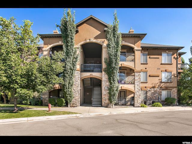 378 S 2150 W #303, Pleasant Grove, UT 84062 (#1553729) :: Big Key Real Estate