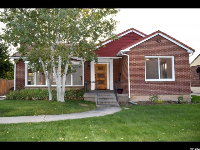 2712 S Grandview Cir E, Salt Lake City, UT 84106 (#1553740) :: Exit Realty Success