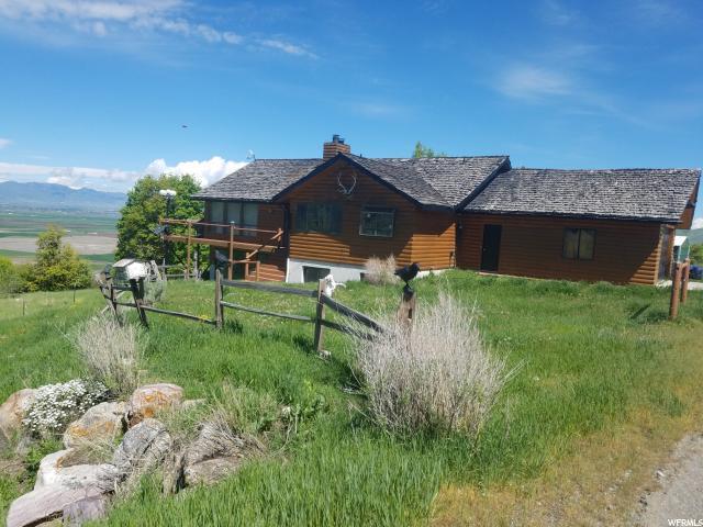 2360 E 13050 N, Cove, UT 84320 (#1553988) :: Bustos Real Estate   Keller Williams Utah Realtors