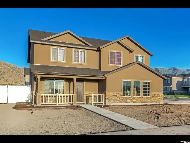 162 N 750 W, Springville, UT 84663 (#1554002) :: Bustos Real Estate | Keller Williams Utah Realtors