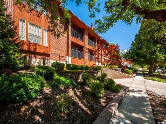 717 E Fifth Ave S #202, Salt Lake City, UT 84103 (#1554257) :: Big Key Real Estate