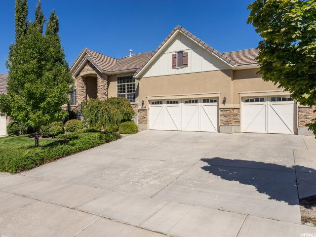 2308 W Pebblestone Ln N, Lehi, UT 84043 (#1554417) :: Exit Realty Success