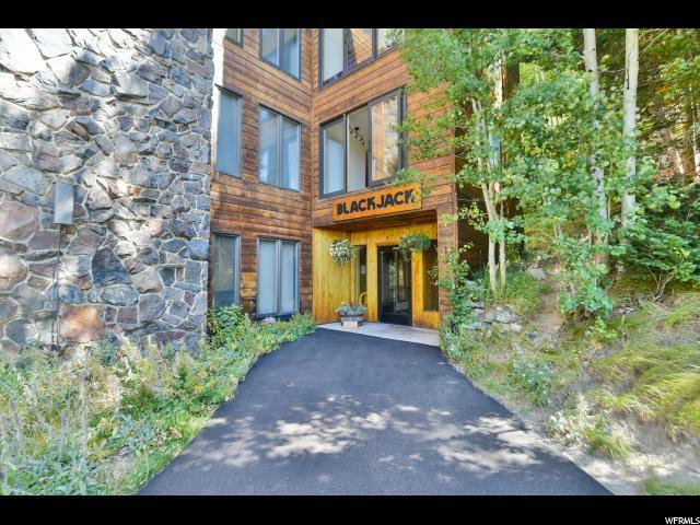 9021 S Blackjack Rd 4H, Alta, UT 84092 (#1554713) :: Big Key Real Estate
