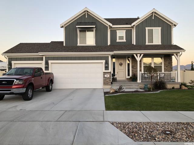 13008 S Sand Creek Dr W, Riverton, UT 84065 (#1554951) :: Bustos Real Estate | Keller Williams Utah Realtors