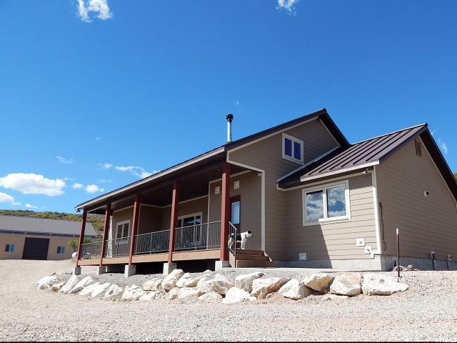 50 Grandview Loop, Kamas, UT 84036 (MLS #1554983) :: High Country Properties