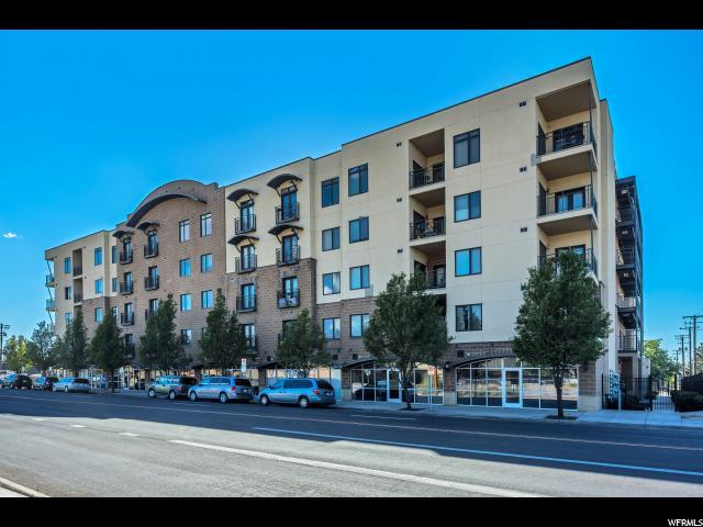 2150 S Main St E #307, Salt Lake City, UT 84115 (#1555183) :: The Fields Team