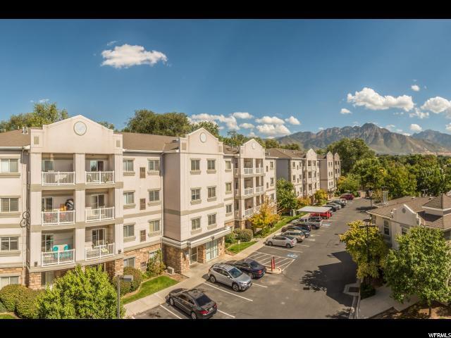1134 E 3300 S #413, Salt Lake City, UT 84106 (#1555225) :: Big Key Real Estate
