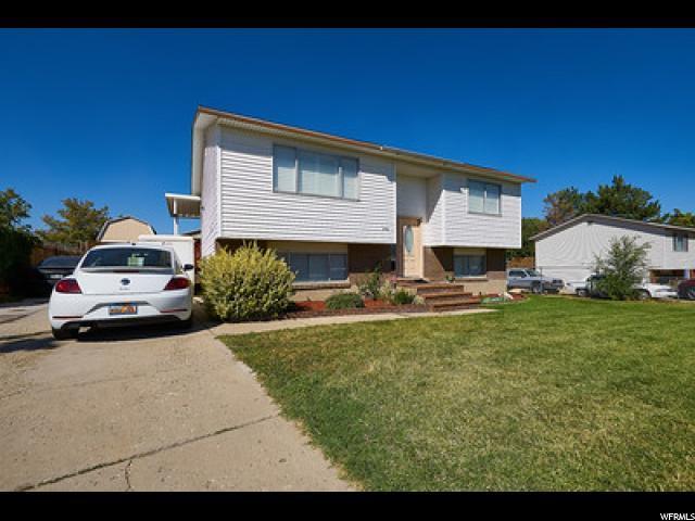 3988 S 6780 W, West Valley City, UT 84128 (#1555415) :: Bustos Real Estate | Keller Williams Utah Realtors
