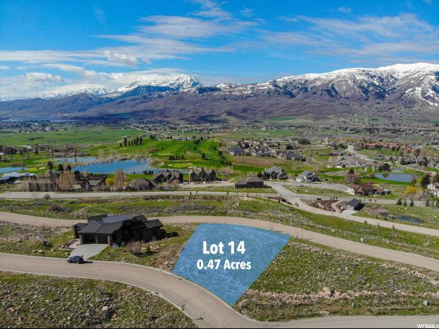 5367 E Indian Paint Brush Dr Lot 14, Eden, UT 84310 (#1555491) :: Bustos Real Estate | Keller Williams Utah Realtors