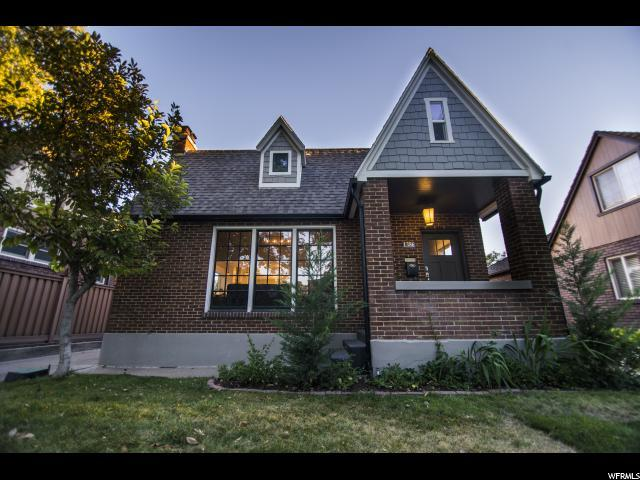 1386 E Laird, Salt Lake City, UT 84105 (#1555635) :: goBE Realty
