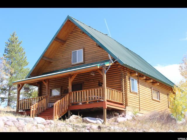 293 Pine Hill Cir, Kamas, UT 84036 (MLS #1555720) :: High Country Properties