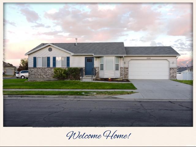5549 S Stone Bluff Way, Salt Lake City, UT 84118 (#1555893) :: Big Key Real Estate