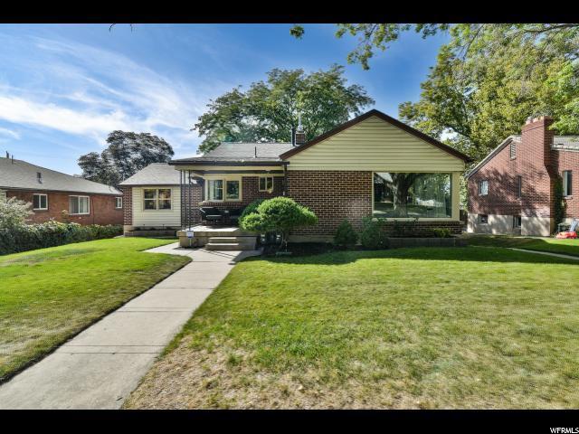 2684 S Wellington St E, Salt Lake City, UT 84106 (#1556076) :: Big Key Real Estate