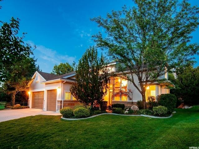 6683 S Coba Court, Cottonwood Heights, UT 84121 (#1556283) :: Colemere Realty Associates