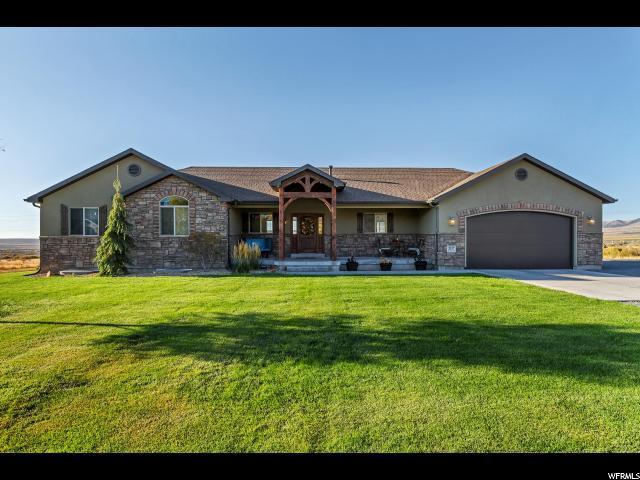 3137 W Rim Rock Dr, Stockton, UT 84071 (#1556441) :: Big Key Real Estate