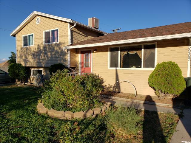 3985 S 6400 W, West Valley City, UT 84128 (#1556565) :: Bustos Real Estate | Keller Williams Utah Realtors