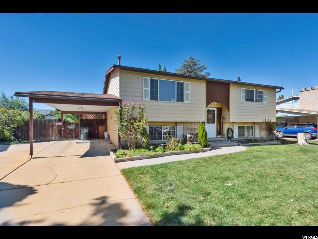 4190 S Ottawa Dr, West Valley City, UT 84119 (#1556575) :: Action Team Realty