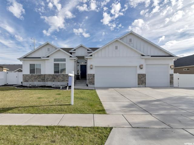 1937 S 585 W, Syracuse, UT 84075 (#1556599) :: Big Key Real Estate