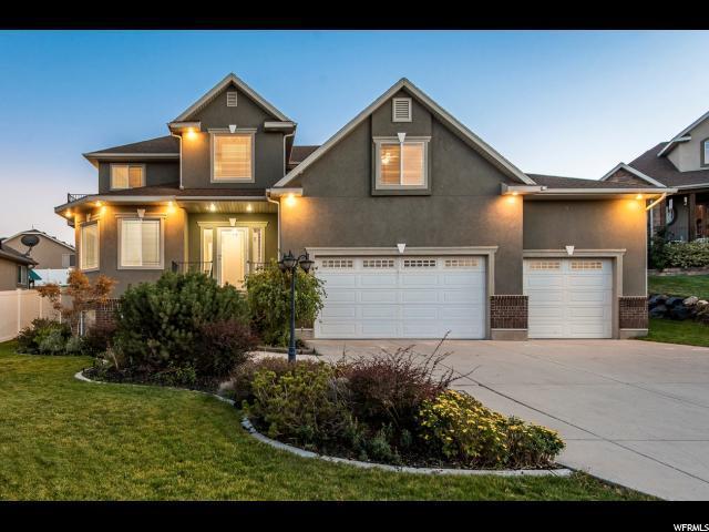 4829 W Winterbrook Cir, Herriman, UT 84096 (#1557355) :: Bustos Real Estate | Keller Williams Utah Realtors