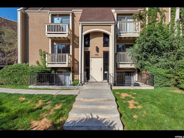 406 E Creekside Cir S B, Murray, UT 84107 (#1557406) :: Big Key Real Estate