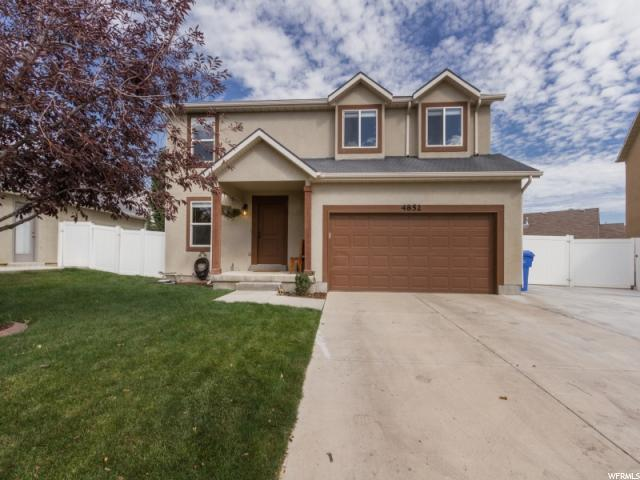4852 W Red Mountain Cir S, Riverton, UT 84096 (#1557453) :: The Fields Team