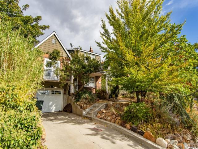 1427 S 1300 E, Salt Lake City, UT 84105 (#1557629) :: Colemere Realty Associates