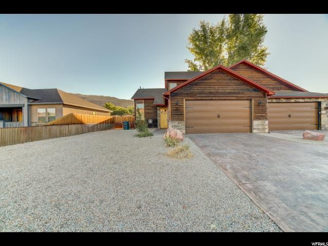 798 Palisade Dr, Moab, UT 84532 (#1557753) :: The One Group