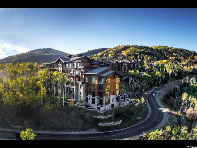 8910 Empire Club Dr #103, Park City, UT 84060 (#1557875) :: Colemere Realty Associates