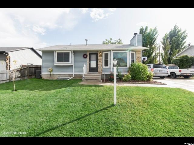 5675 W 4360 S, West Valley City, UT 84128 (#1558167) :: RE/MAX Equity