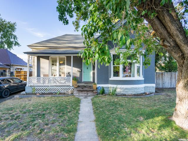 1462 W Indiana Ave, Salt Lake City, UT 84104 (#1558278) :: RE/MAX Equity