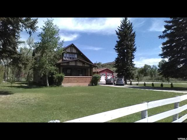 5648 W Old Highway Rd, Mountain Green, UT 84050 (#1558322) :: RE/MAX Equity