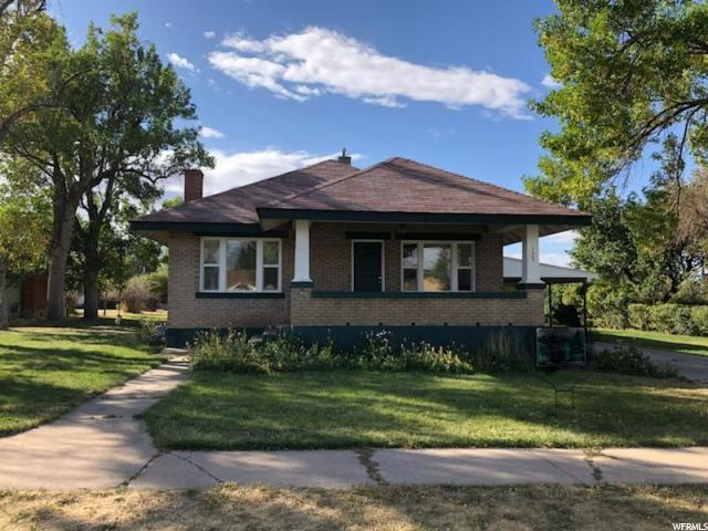 135 W Center St, Fillmore, UT 84631 (#1558369) :: Exit Realty Success