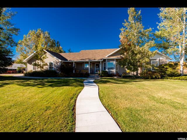 720 W 4200 N, Oakley, UT 84055 (MLS #1558611) :: High Country Properties