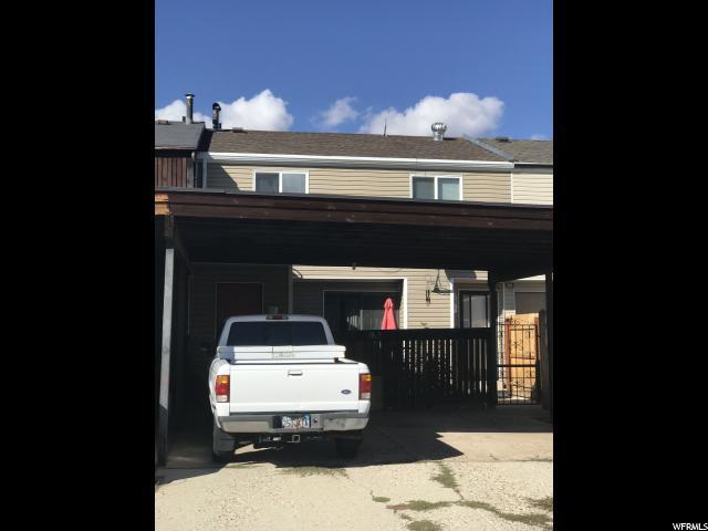 1868 E 5725 S, South Ogden, UT 84403 (#1558847) :: Big Key Real Estate