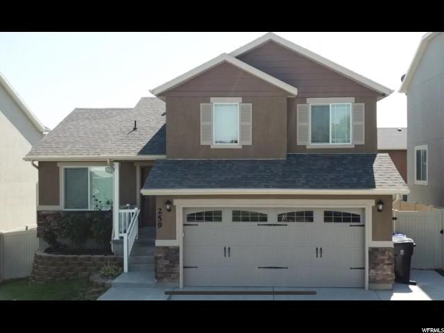259 W Autumn Creek Dr, Saratoga Springs, UT 84045 (#1558935) :: RE/MAX Equity