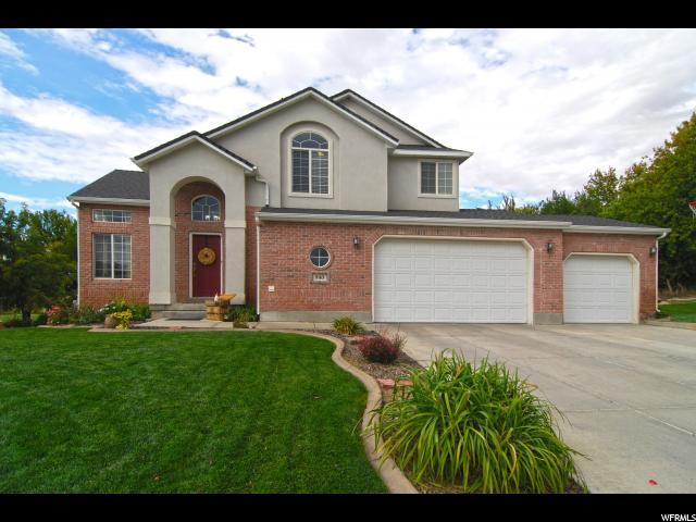 940 E 1525 N, North Ogden, UT 84404 (#1559179) :: The Utah Homes Team with iPro Realty Network